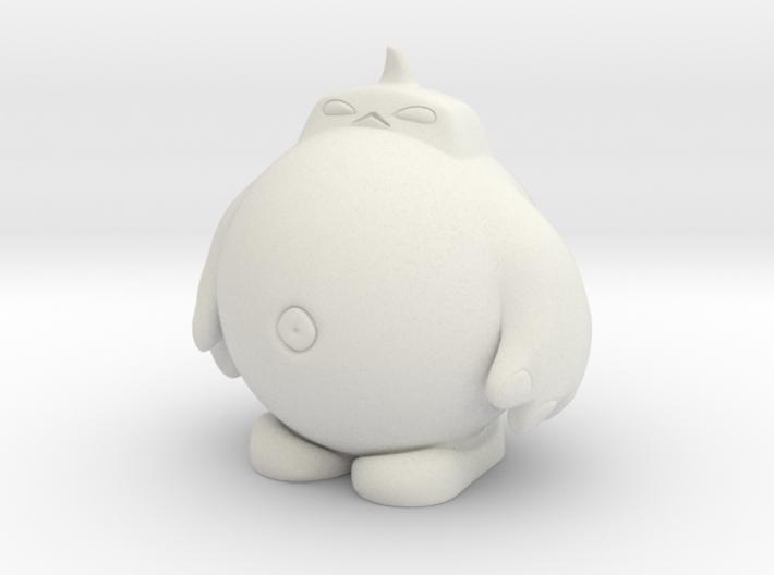 blobguy 3d printed