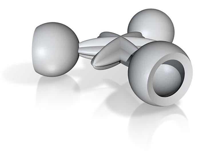 3 socket balls 6mm 3d printed