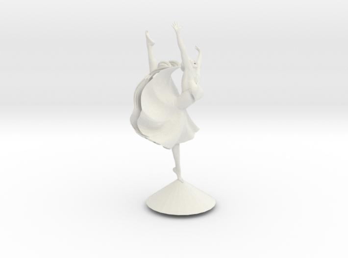 Joyful Dancer  3d printed