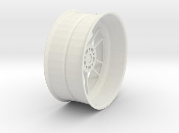 Wheel Mercedes AMG CLK DTM 3d printed