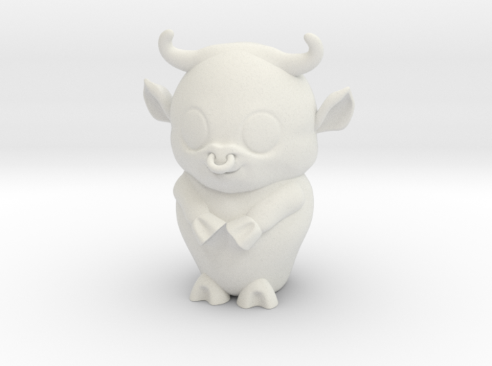 Taurus_zodiac 3d printed