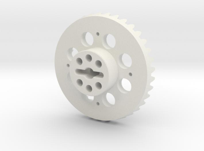 CV3-main_gear_3 3d printed
