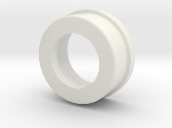 CV4-bearing_end_y 3d printed