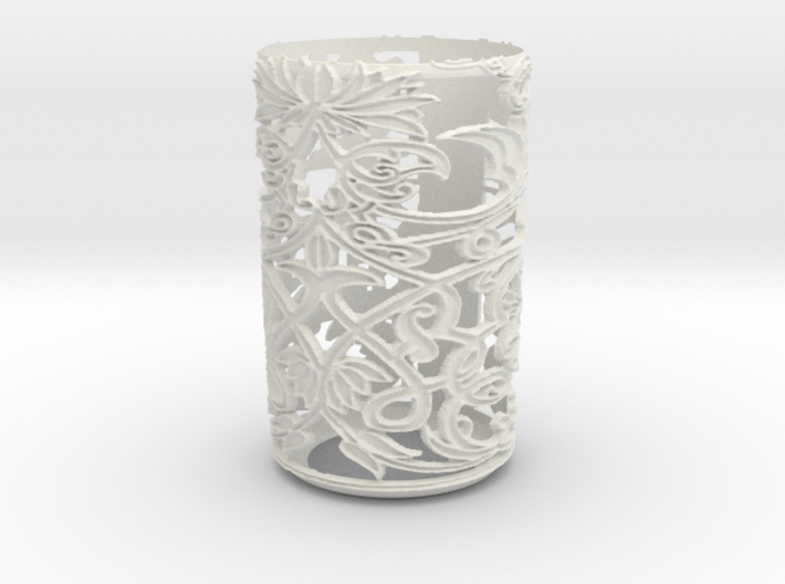 cutB_chinese_window 3d printed
