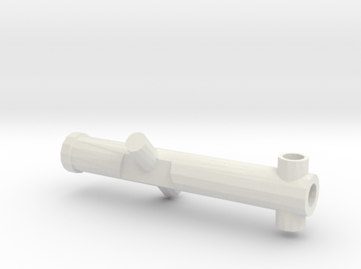 Mosquito hely part 3d printed