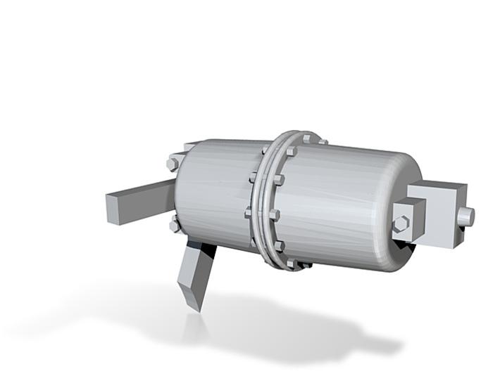 Air Tank 1 3d printed