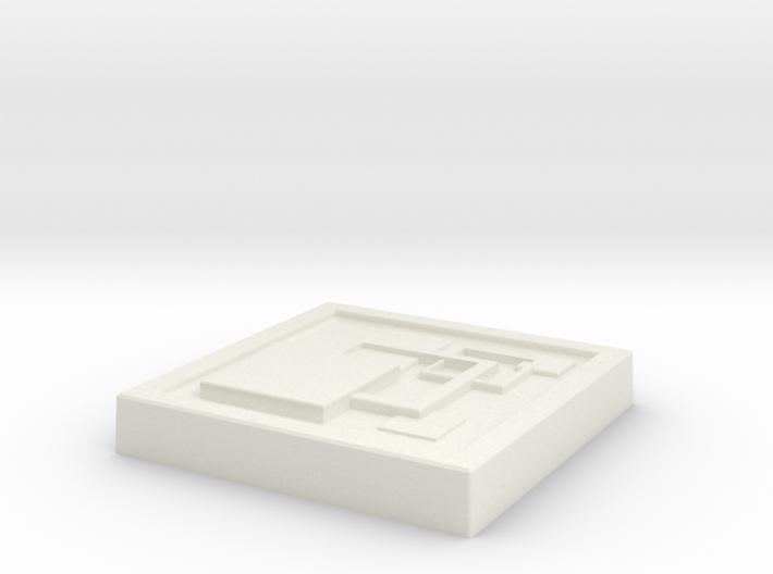 Tile Design 1 3d printed