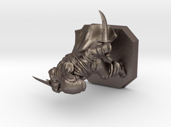 Thief miniature 3d printed