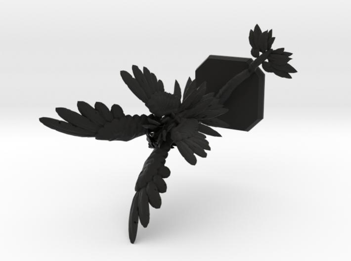Air elemental_reshaped 3d printed