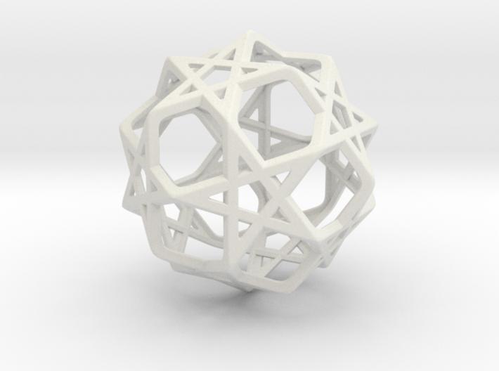 STAR-1 ( improved ) 3d printed