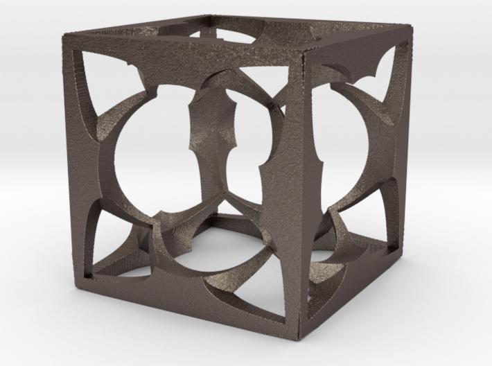 Menger Cube small 30mm 3d printed