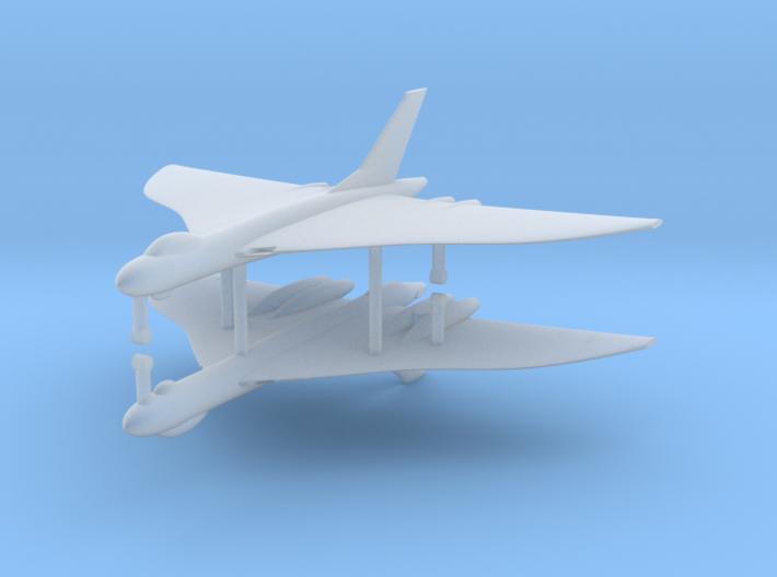 1/700 Avro Vulcan B.2 Bomber (x2) 3d printed