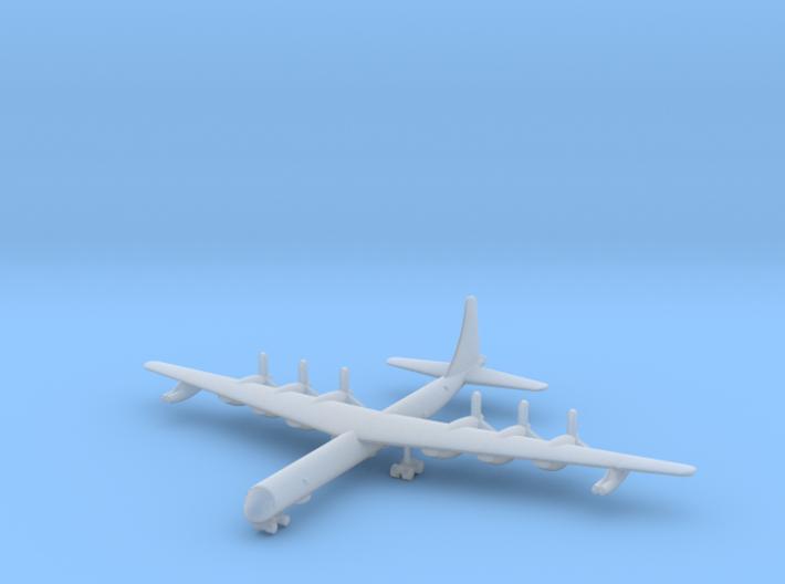1/700 Convair NB-36H Nuclear Crusader 3d printed