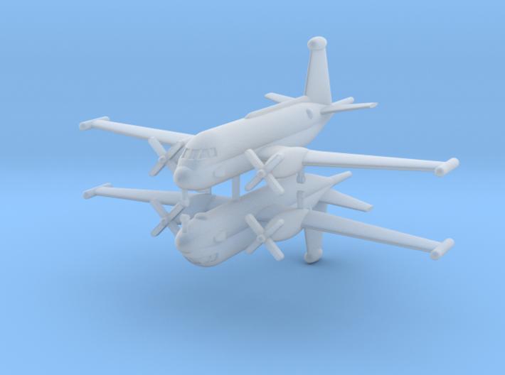 1/700 Br.1150 Breguet Atlantic 2 (x2) 3d printed