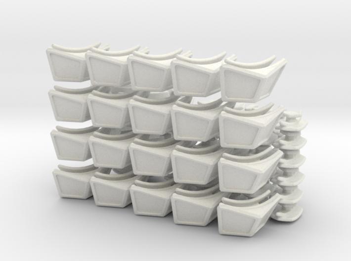 Slice Kilominx 3d printed