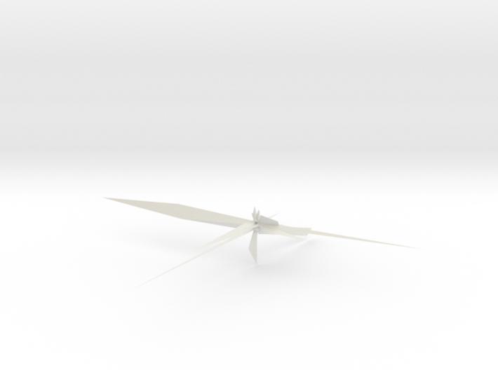 Voronoi New Zoetrope 3d printed