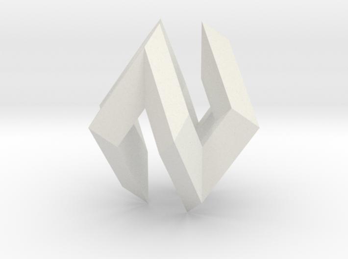 Cubocta 3d printed