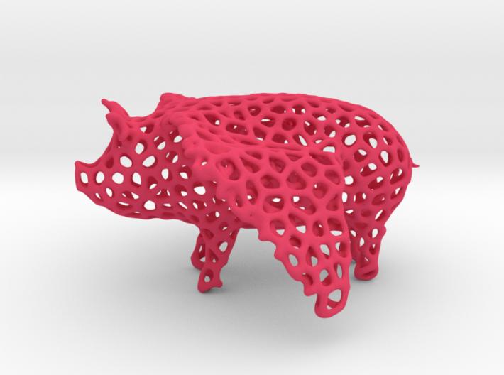 Flying Pig 3d printed