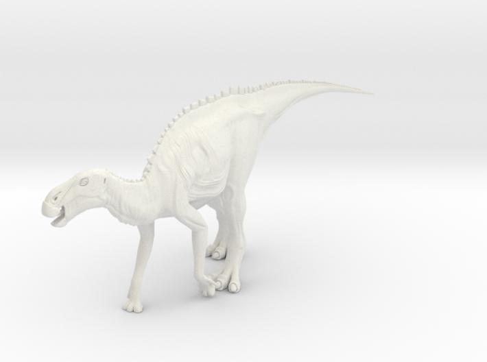 Dinosaur Brachylophosaurus Large HOLLOW 3d printed