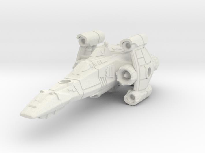 Agripa Class, Heavy Escort 3d printed