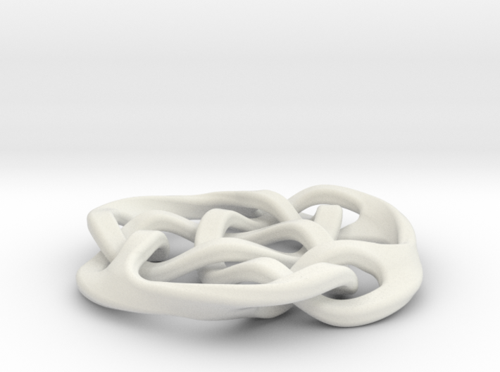 celtic knot 30mm 3d printed