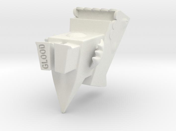 Cutzilla small-size 3d printed