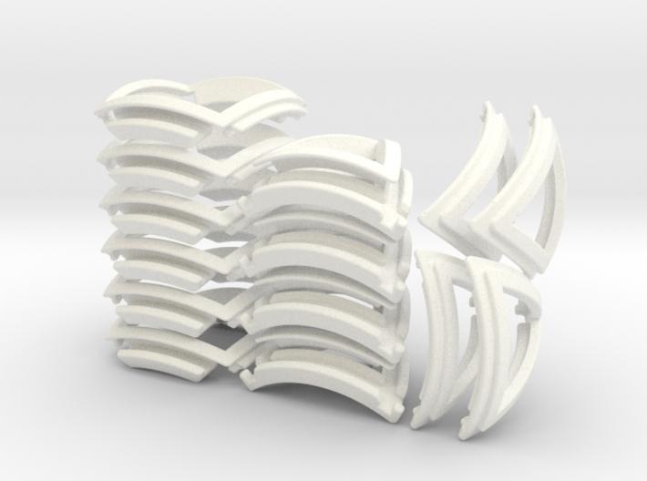 Minimal Twist 3d printed