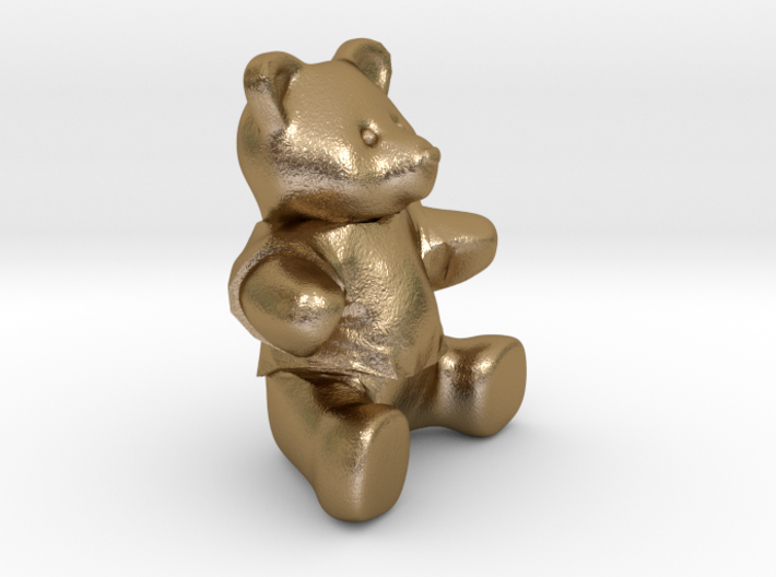 Nounours - Teddy Bear 3d printed