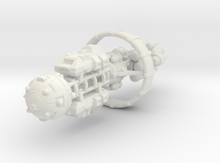 Belter Carrier 3d printed