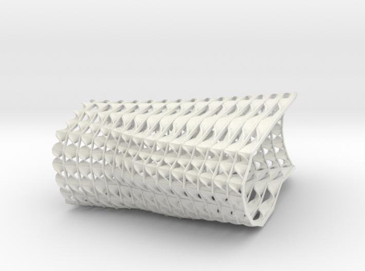 Ribbon Pavilllion 3d printed