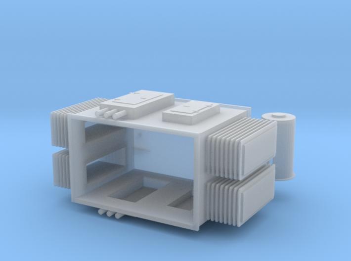 OO Transformer 01 3d printed