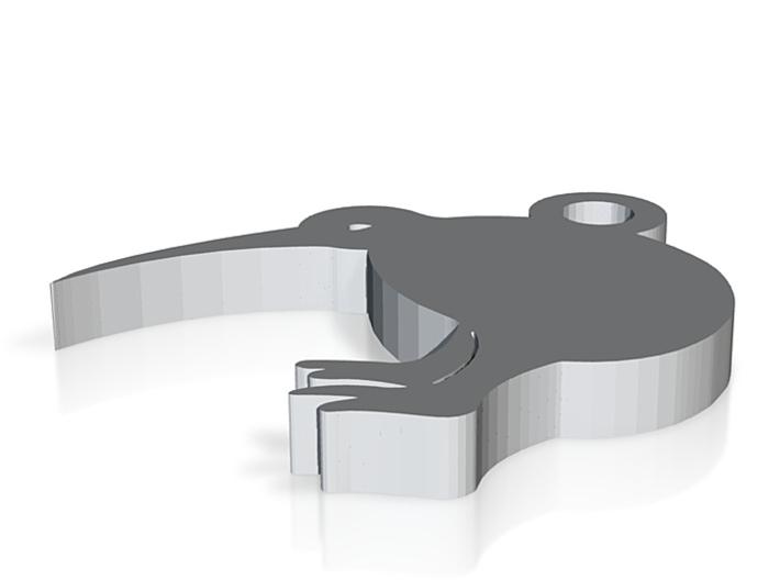 Kiwi1 3d printed