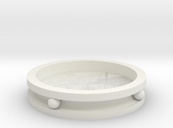 ring rhino 3d printed