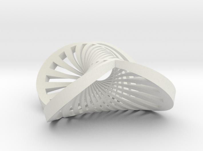 Hopf Fibration 1 3d printed