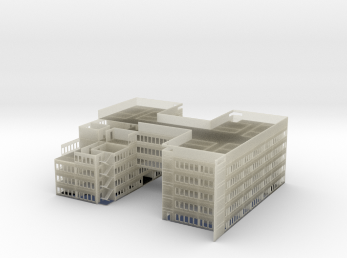 Faculty 3d printed