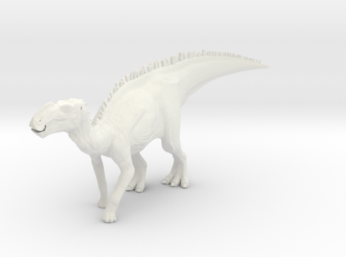 Gryposaurus Dinosaur Small HOLLOW 3d printed