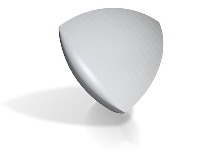 meisner shape of constant width 3d printed