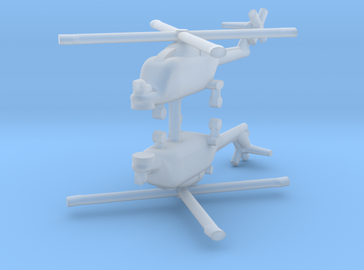 1/700 HMA.8 Lynx (x2) 3d printed