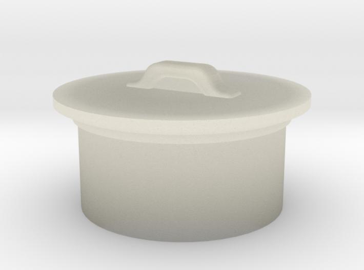 L_Tender_Water_Filler 3d printed