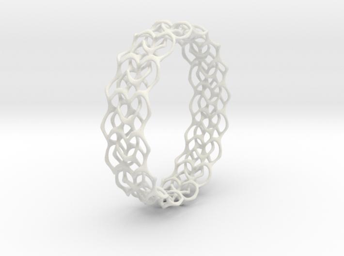 Gyroid Bracelets II 3d printed