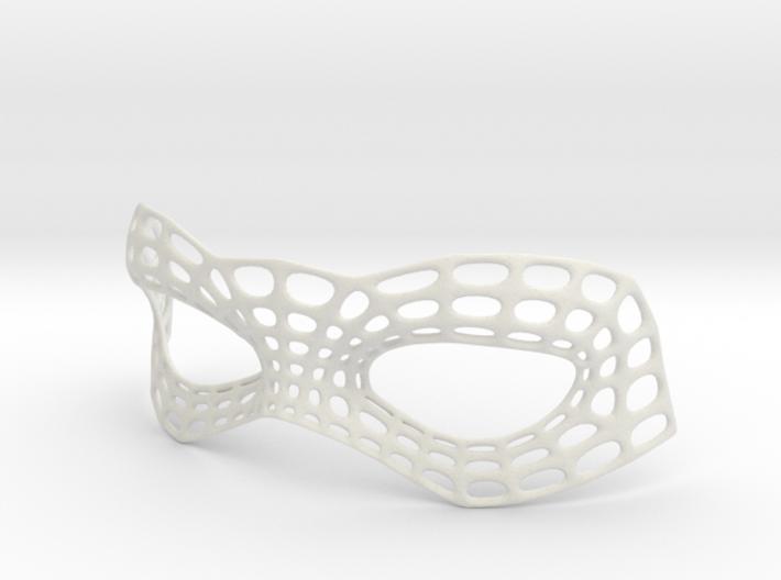 Mesh Mask 3d printed
