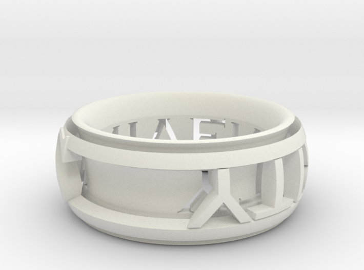 Singularity Ring 2b 3d printed