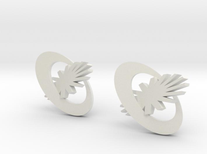 pendant3 3d printed