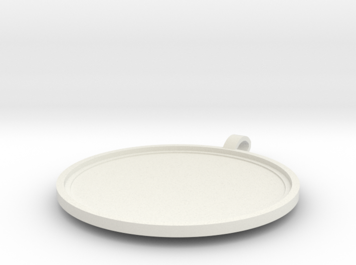 concave disk 3d printed