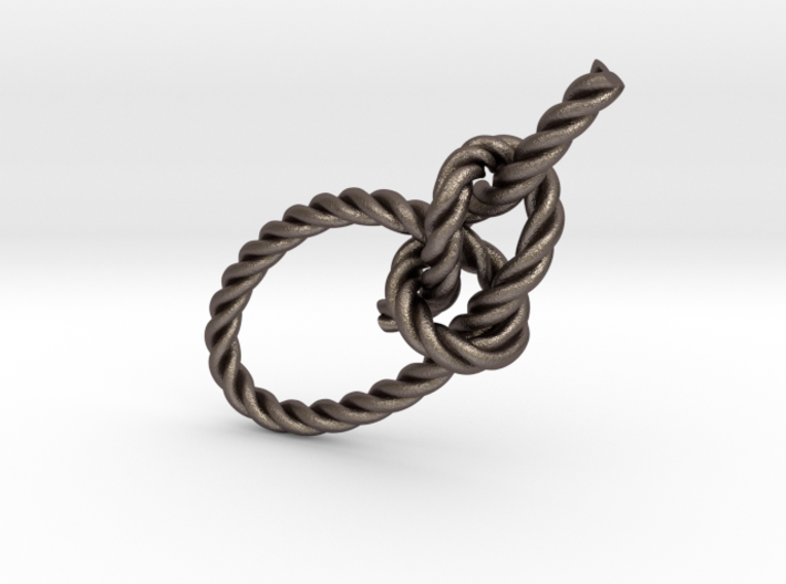 Bowline 3in 3d printed