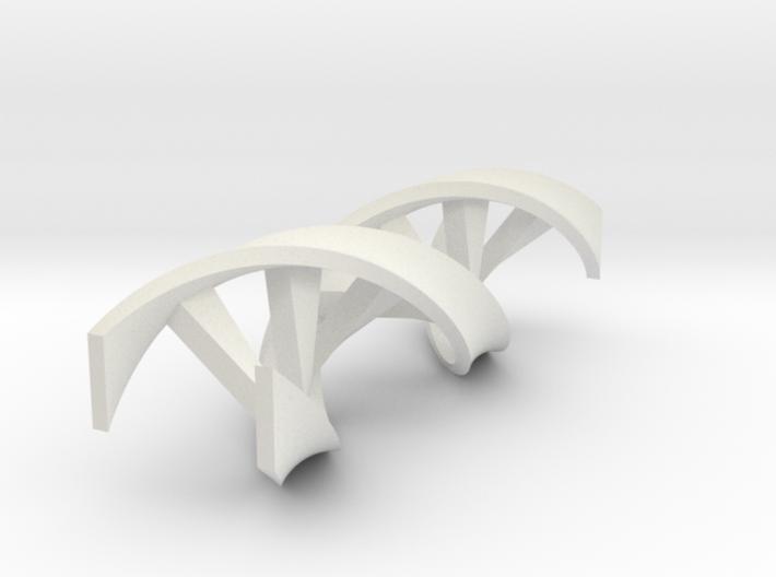 DNA 3d printed