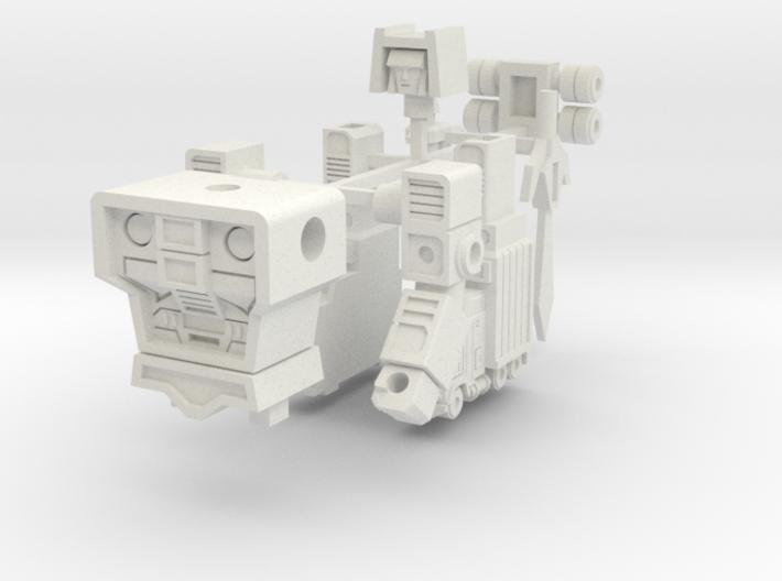 Motor Commander 3d printed