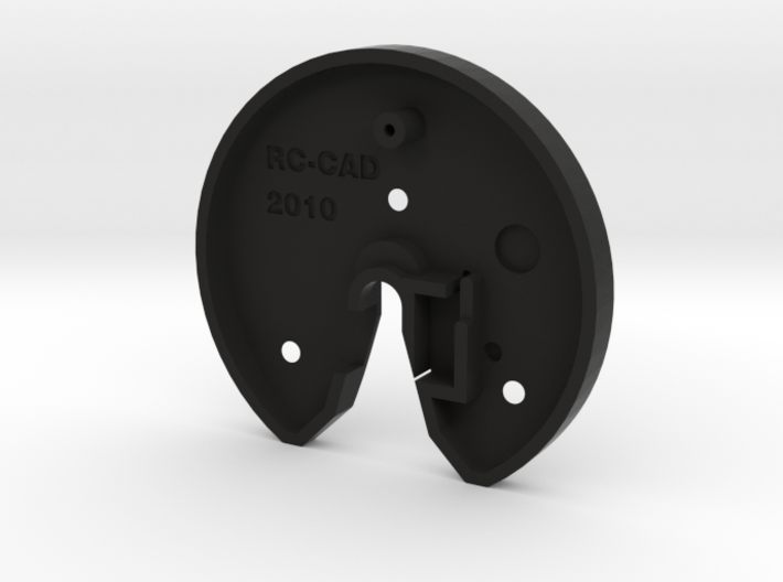 Scellette europeenne MFC 3d printed