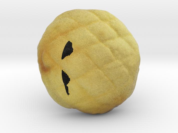 The Melon Bread 3d printed