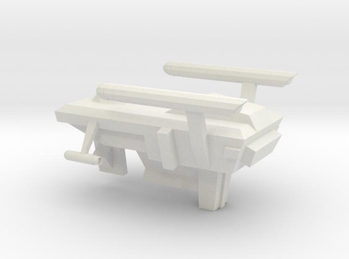 Huron Type 1/3900 3d printed